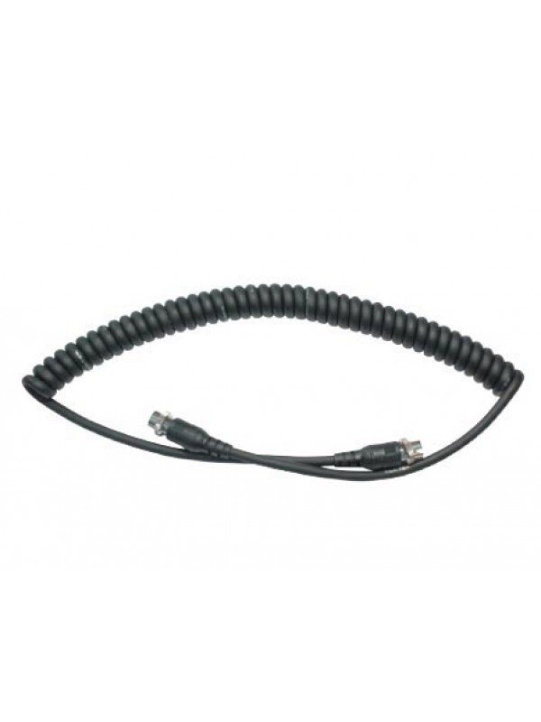 Coiltek Minelab GPX Curly Power Cord