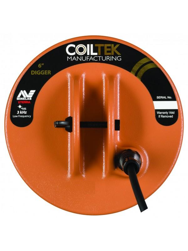 """Coiltek 6"""" X-Terra Digger Coil"""