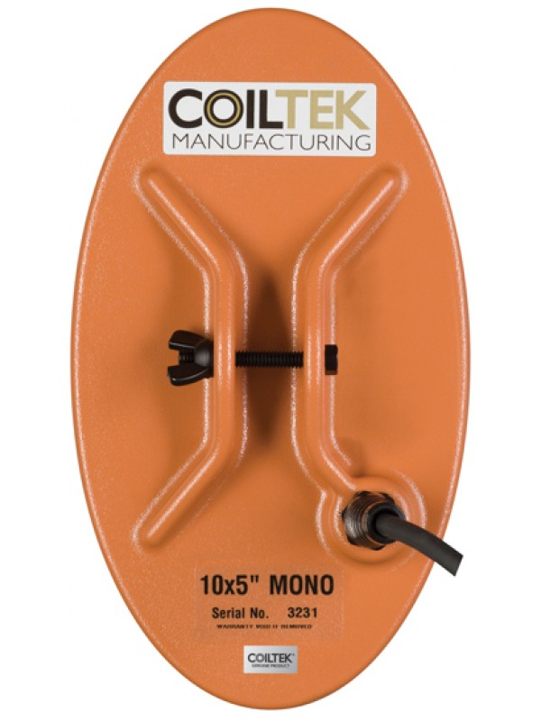 "Coiltek 10""x5"" Goldhunting Coil"