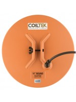 "Coiltek 11"" Goldhunting Anti-Interference Coil"