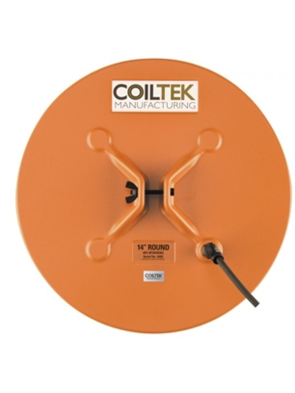 """Coiltek 14"""" Goldhunting Anti-Interference Coil"""