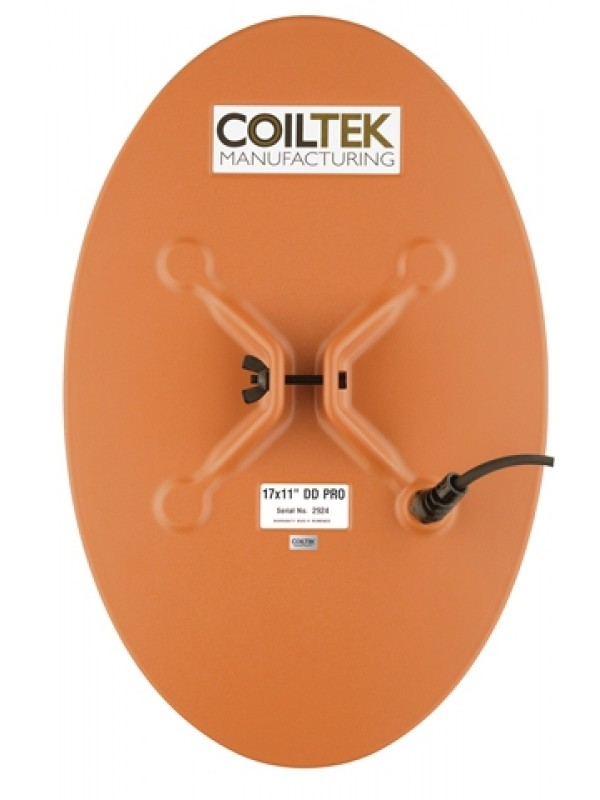 "Coiltek 17"" x 11"" DD Goldhunting Coil"