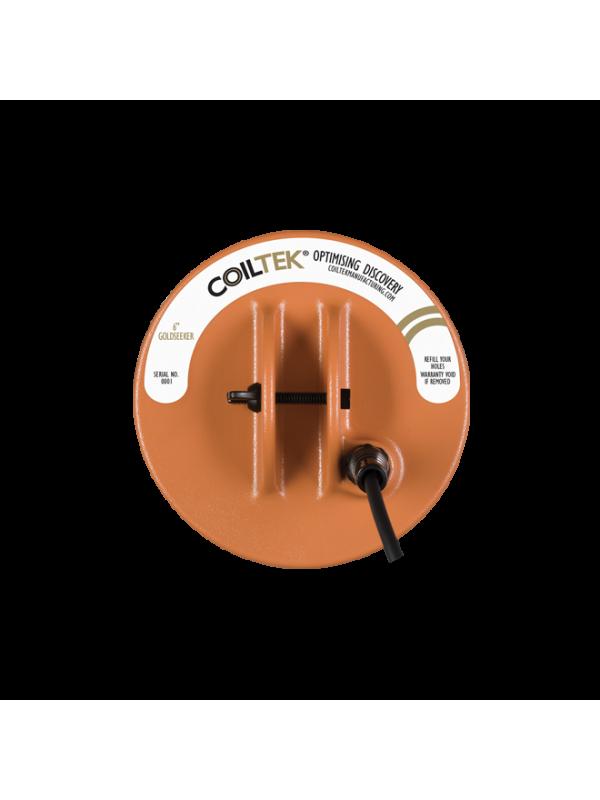 """Coiltek 6"""" Goldseeker Coil"""