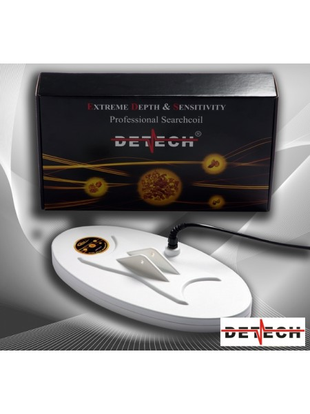 "Detech 15""x8"" coil"