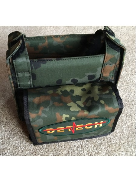 Detech 5 piece control box cover set for Minelab GPX