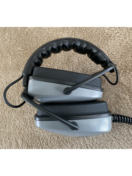 Detector Pro Grey Ghost Amphibian II Headphones - Minelab Equinox