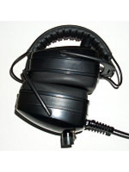 Detector Pro Black Widow Headphones