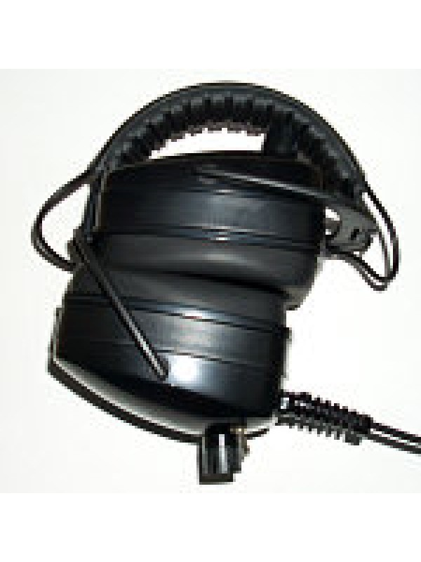 Detector Pro Black Widow Headphones