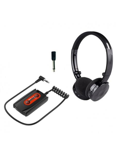 Deteknix Wire-Free Lite Headphones