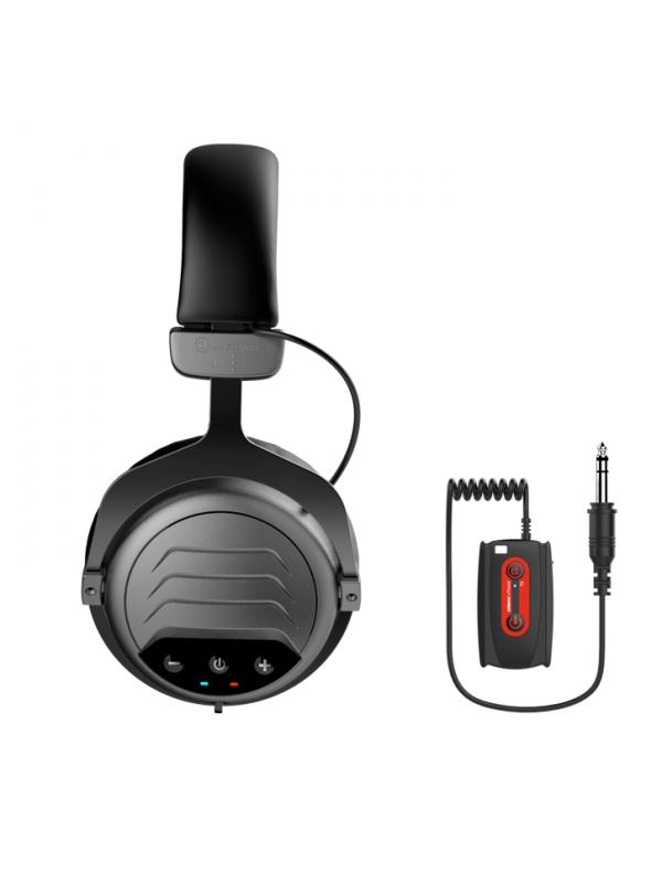 Deteknix Wire-Free Pro Headphones