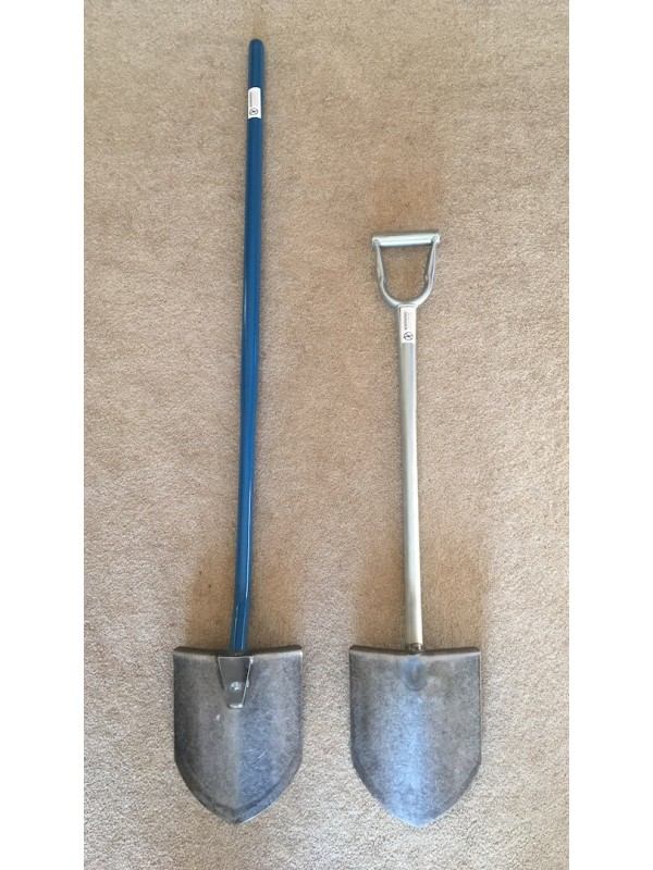 "Lesche ""King of Spades"" Shovels"