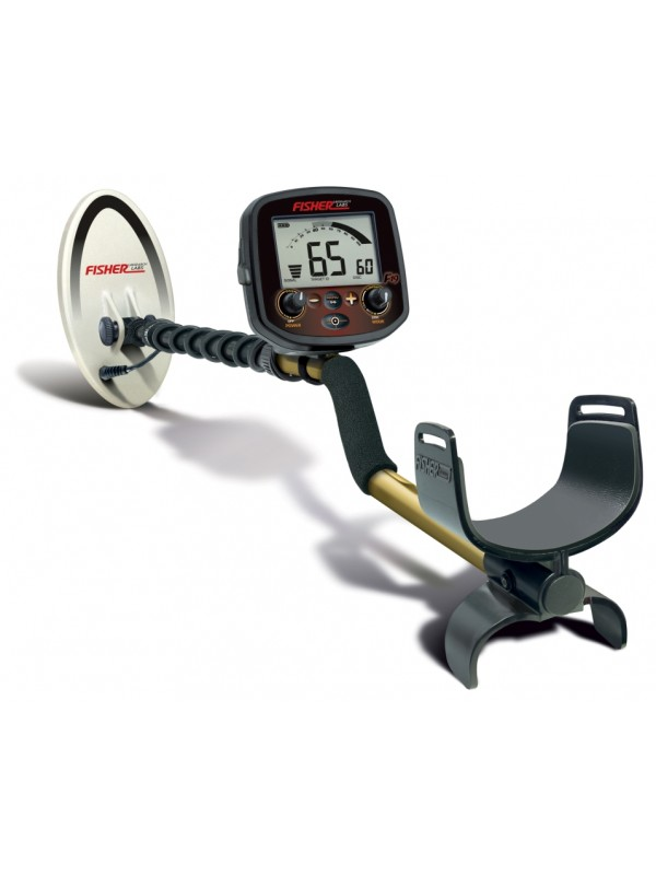 Fisher F19 metal detector