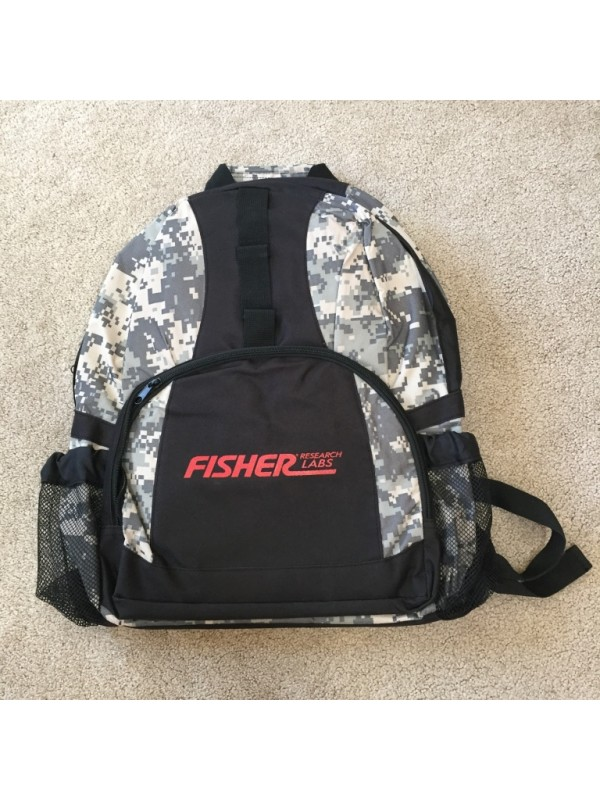 Fisher F75 LTD - with boost and cache processes