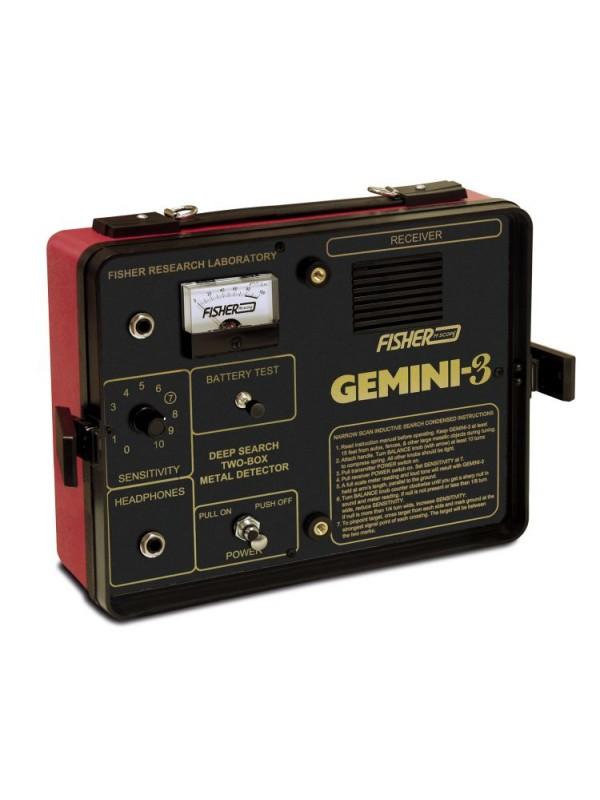 Fisher Gemini 3 - ultimate depth!