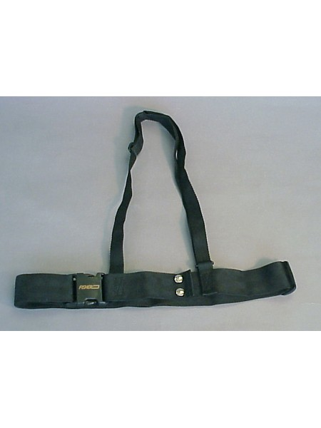 Fisher chest harness