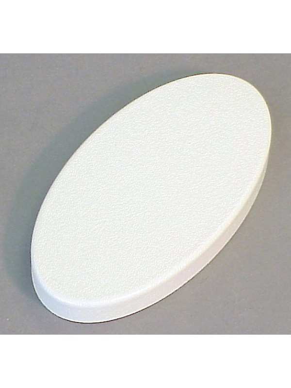 "Fisher 6.5"" elliptical coil cover"