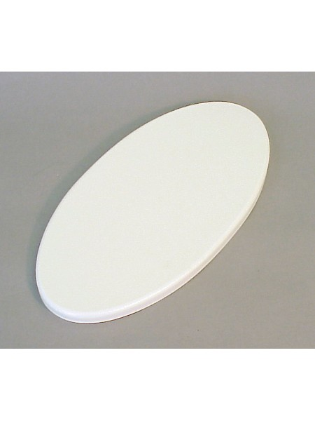"Fisher 10""x5"" Elliptical DD coil cover"
