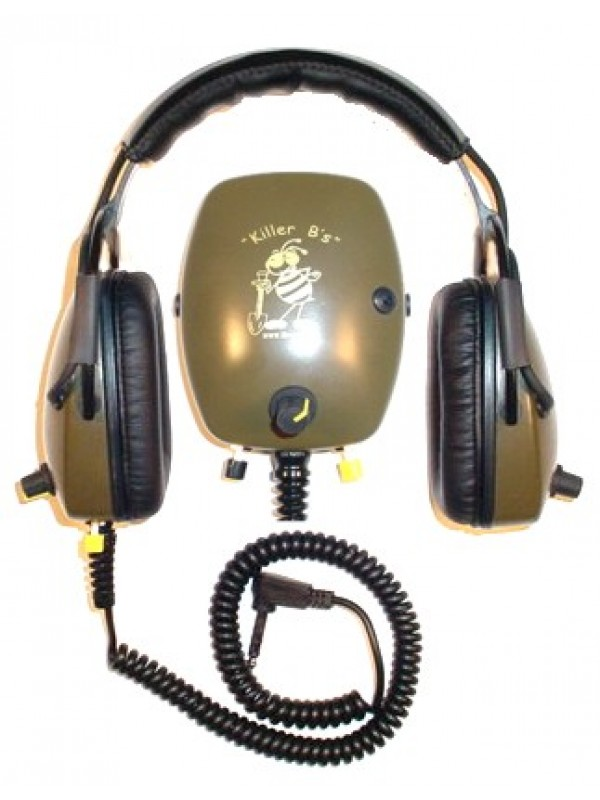 Killer B Hornet Headphones