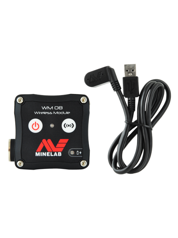 Minelab WM 08 Wireless Audio Module