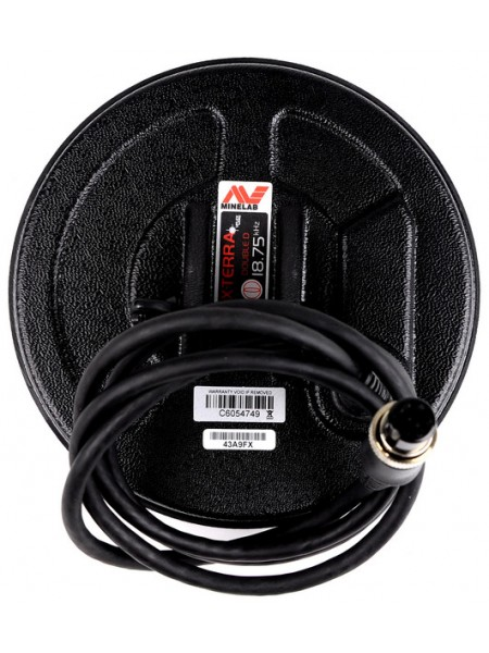 "Minelab X-Terra 6"" DD 18.75 kHz coil"