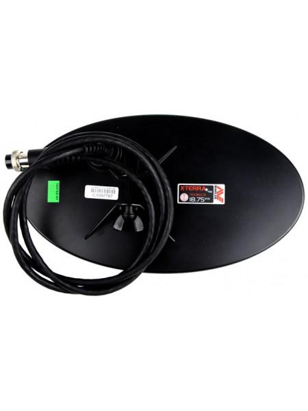 "Minelab X-Terra 10"" x 5"" DD 18.75 kHz coil"