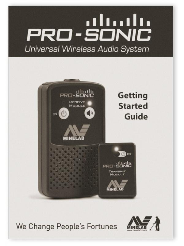 Minelab PRO-SONIC Universal Wireless Audio System