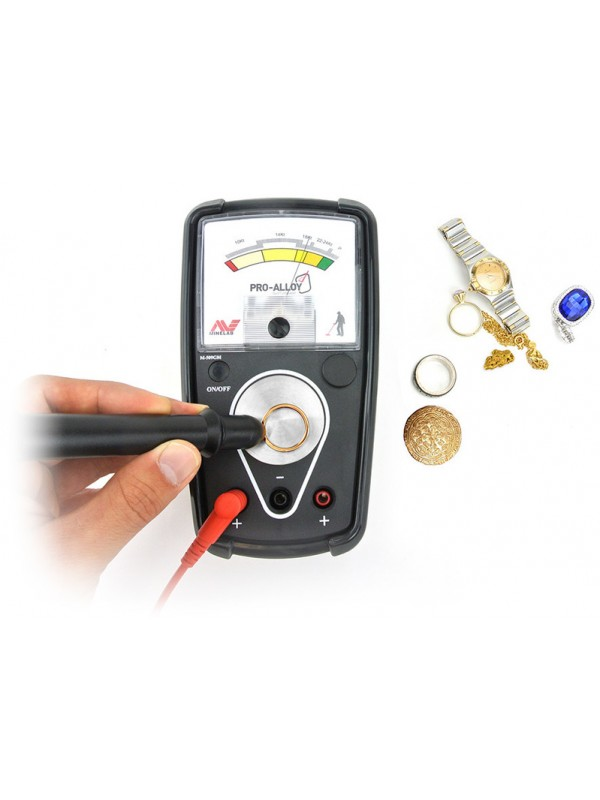 Minelab Pro-Alloy gold purity tester