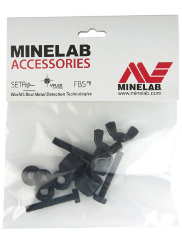Minelab Etrac, Explorer, Safari coil bolt/wear kit