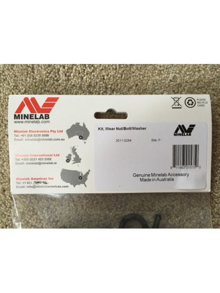 Minelab GPZ 7000 Coil bolt wear kit