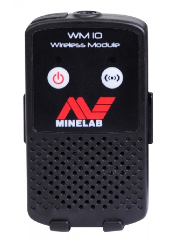 Minelab CTX 3030 and GPZ 7000 Wireless Module