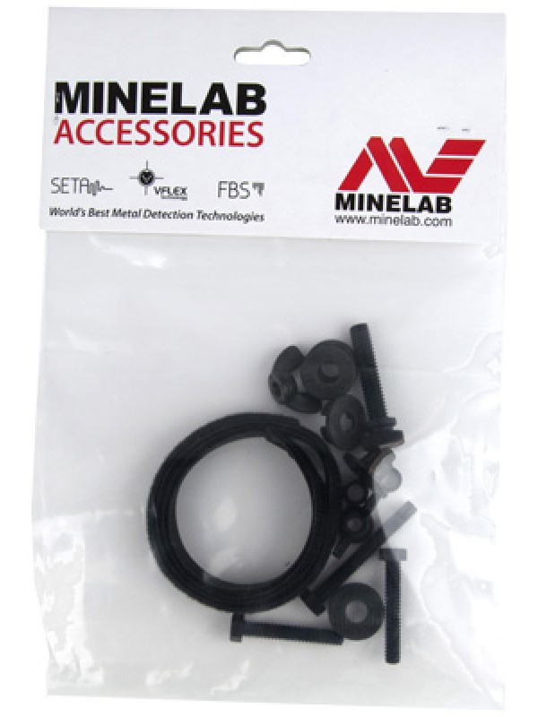 Minelab X-Terra coil bolt/wear kit