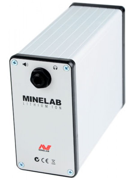 Minelab GPX Lithium Ion Rechargeable Battery