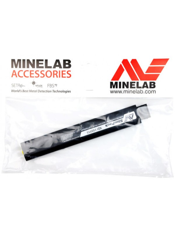 Minelab FBS 1600 mAh NiMh Rechargable Battery pack