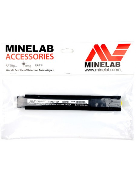 Minelab FBS 1800 mAh NiHM Rechargable Battery Pack