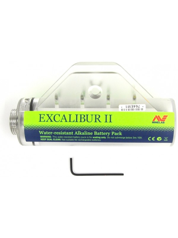 Minelab Excalibur Alkaline Battery Holder