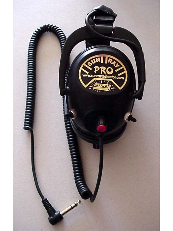 Sun Ray Pro Gold CTX 3030 headphones