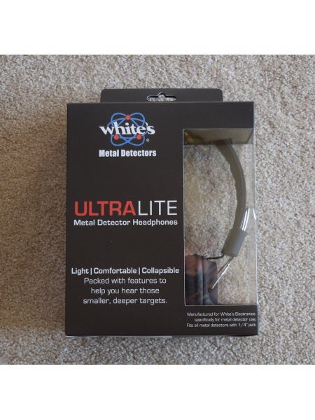 White's UltraLite Headphones