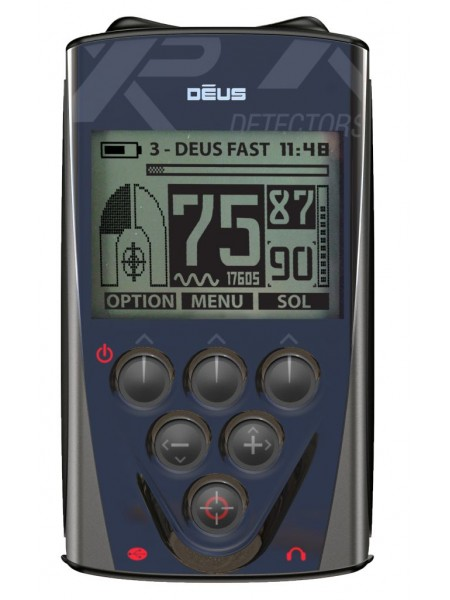 XP Deus - Remote control with LCD Display