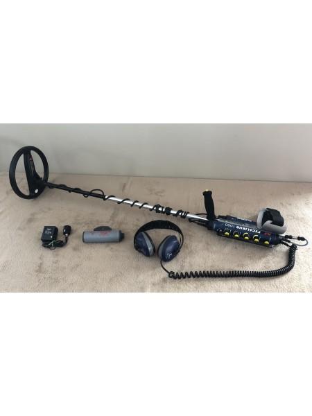 Minelab Excalibur 1000 - USED