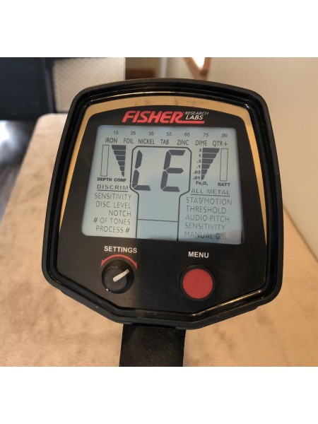 Fisher F75 LTD - USED