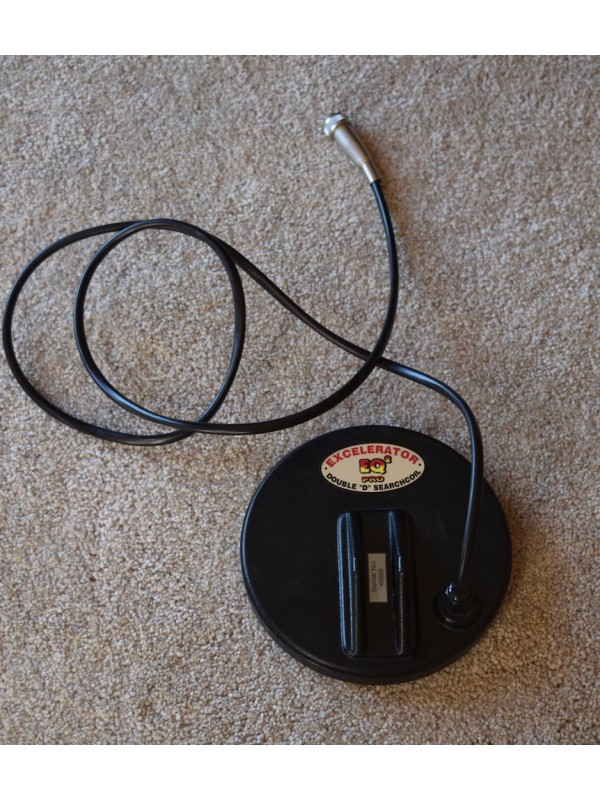"""Detech 6"""" DD Excellerator for White's - USED"""