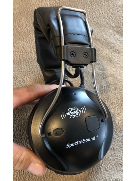 White's SpectraSound Wireless Headphones - USED