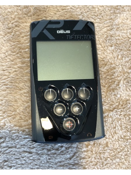 """XP Deus WS4 with Remote and 11"""" Coil - USED"""