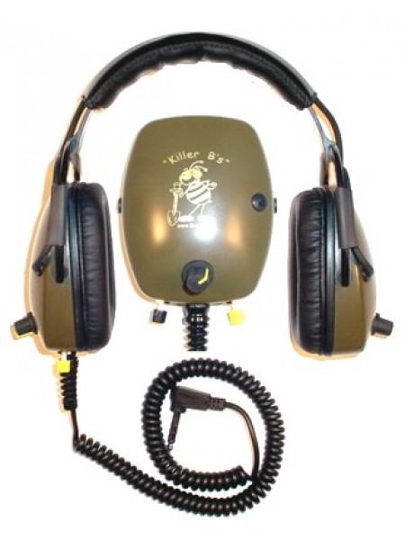 Killer B Hornet Headphones